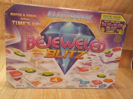 HASBRO NEW Bejeweled Blitz Game                                       TOTE4 - $7.00