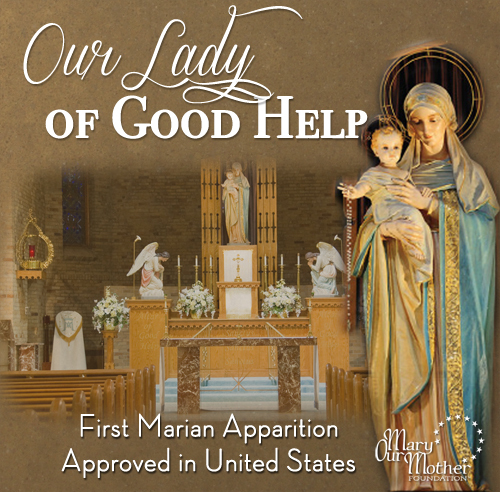 Our lady of good help   2cd set