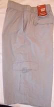 Boy's Arizona Cargo Shorts Nickel Size 18 Regular New W Tags - $18.80
