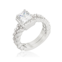 Halo Radiant Wedding Set - $30.00