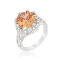 Champagne Organic Cocktail Ring - $23.00