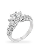 Brilliant Engagement Ring - $21.00