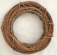 """Grapevine Wood 6"""" Round Wreath Craft Form - $9.28"""