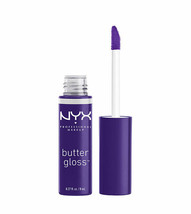 NYX Butter Lip Gloss (Lipgloss) color BLG34 Gelato, Brand New and Sealed - $3.95