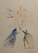 DALI Tristan et Iseult Frontispiece Hand Signed... - $2,722.50