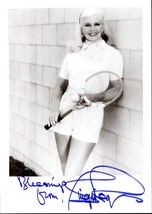 GINGER ROGERS  autographed 5 x 7 print nice Christmas gift signed reprint - $4.65