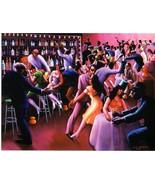 Harlem Renaissance Deco Black Jazz history art work NYC 5 x 7 reprint - $5.00