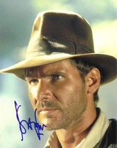 Harrison Ford Raiders of the Lost Ark  autographed reprint 4 x 6 - $3.79
