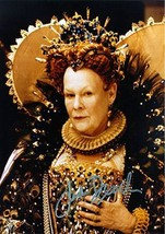 DAME JUDI DENCH autographed glossy reprint new 4 x 6 - $3.79
