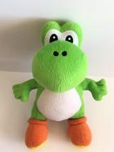 "2012 Nintendo Super Mario Bros. Plush 9"" Yoshi Stuffed Toy - $9.50"