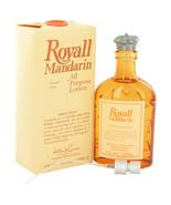 New Royall Mandarin by Royall Fragrances All Purpose Lotion / Cologne 4 ... - $48.48