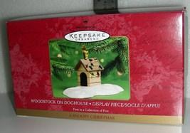 2000 Hallmark Peanuts A Snoopy Christmas SET of 5 Keepsake Ornaments NEW - $49.99