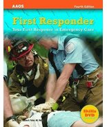 First Responder: Your First Response in Emergency Care 4th Editon - $25.25
