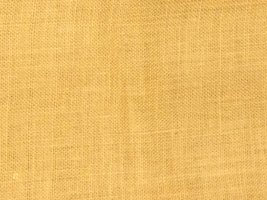 """48"""" Wide Mustard Color Jute Burlap Fabric By The Yard - $10.05"""