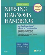 Nursing Diagnosis Handbook: An Evidence-Based Guide to Planning Care, 9e... - $11.11