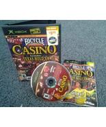Bicycle Casino  (Xbox, 2004) - $10.00