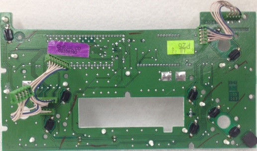 GM CD Cassette radio board w/ new bulbs. Burnt out button lights? Buy this part. image 2