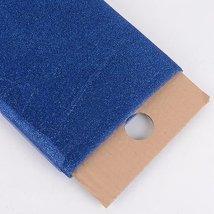 "54"" Inch X 10 Yards Premium Glitter Tulle Fabric Bolt (Navy Blue) - $17.64"
