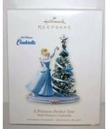 Hallmark Keepsake Ornament Walt Disney's Cinderella A Princess-Perfect T... - $13.56