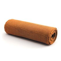 Koyal Wholesale Burlap Fabric Bolt, 20-Yard, Orange - $97.95