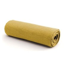 Koyal Wholesale Burlap Fabric Bolt, 20-Yard, Yellow - $97.95