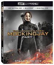 The Hunger Games: Mockingjay Part 1 [4K Ultra HD + Blu-ray + Digital]