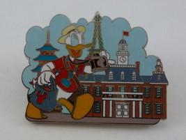 Walt Disney World Donald Duck World Showcase Characters at Epcot Booster Pin - $20.95