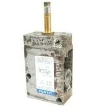 FESTO ELECTRIC MFH-3-1/4 SOLENOID VALVE 1.5-8BAR 21-120PSI TYPE: 9964 MFH314