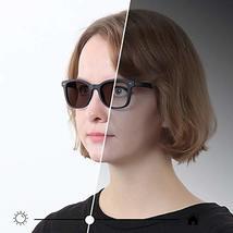 Blue Light Blocking Glasses, Photochromic Brown Sunglasses, Anti UV, Anti Glare  image 3