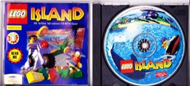 Lego Island, 3D Action Adventure CD-Rom Game, Mindscape 1997, Ages 6-12 - $1.99