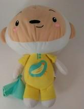Ni Hao Kia Lan Sleepytime Hoho Monkey Talking Plush 2009 FisherPrice Nic... - $13.86