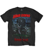Avenged Sevenfold A7X Buried Alive Tour Official Tee T-Shirt Mens Unisex - $24.99