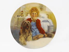 "Knowles ""Annie & Sandy"" Collectible Plate - Annie Collection - $16.14"