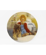 """Knowles """"Annie & Sandy"""" Collectible Plate - Annie Collection - $16.14"""