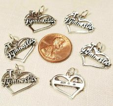 SPORTS THEME STERLING SILVER CHARM .925 - HUGE SELECTION YOU CHOOSE image 6
