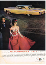 Vintage 1963 Magazine Ad for Cadillac Widest Choice of Personal Options Til Now - $5.93