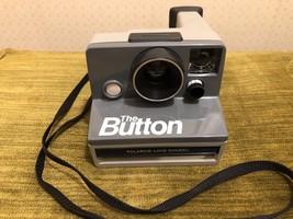 Vintage Polaroid The Button Land Camera - $11.83