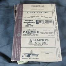1971 Portland, Cape Elizabeth, Maine City Directory, 934 Pages - $17.75