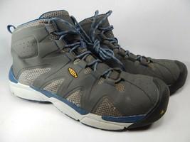 Keen San Antonio Mid Sz 15 2E WIDE EU 48 Men's Aluminum Toe Work Shoes 1018648EE