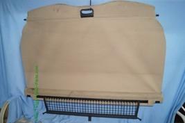 99-04 Bmw E46 323i 325i 325iX Retractable Rear Cargo Cover Privacy Shade w/ Net image 1