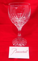 Baccarat Massena Water Goblet Glass 6 7/8″ #1344102B - €83,08 EUR