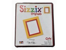 Sizzix Originals Cuts Frame, Stamp Die #38-1121