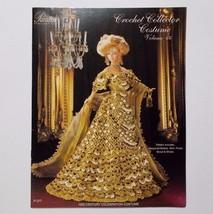 1900 Doll Dress Crochet Pattern Gibson Girl Paradise Publications #66 - $9.89