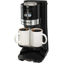 Grind Brew Coffee Maker Single Serve Automatic Rinse Adjustable Cup Rest... - $400.00