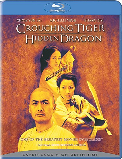 Crouching Tiger, Hidden Dragon [Blu-ray] (2000)