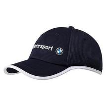 Men's Puma Bmw MotorSport Team Adjustable Trucker Hat Cap Team Blue 02127501