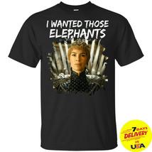 Where are My Elephants Funny Cersei Got Shirt - $13.99+