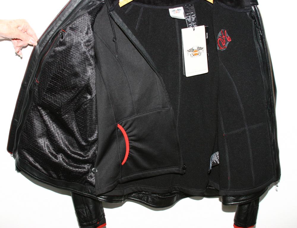Harley davidson ladies leather jackets