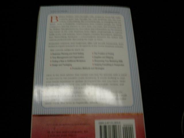 Book: Make It Profitable! Barbara Brabec (Trade Paperback)