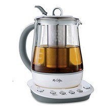 1.2L Hot Tea Maker Kettle with Precise Steeping... - $136.93